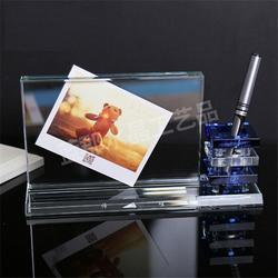 水晶办公用品摆件、蓝郡水晶【巨便宜】、水晶办公用品图片