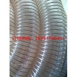 供应木工机械弹簧风管柔性吸尘软管钻孔机吸尘管排风管图片