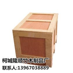 磐安出口木托盘、柯城隆顺竹木制品、出口木托盘制造厂家图片