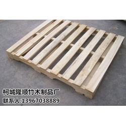 出口木托盘厂|柯城隆顺竹木制品(在线咨询)|磐安出口木托盘图片