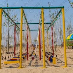 大学素质拓展 儿童体能乐园项目 益童游乐图片