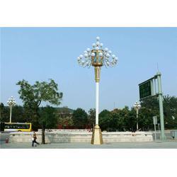 景观亮化工程施工|世纪亚明照明(在线咨询)|太原景观亮化图片