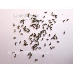 圓頭自攻螺絲1.44PA、加硬黑鋅小螺絲、微型螺絲PA1.44電子螺絲圖片