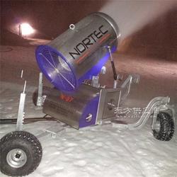 滑雪场提前开业法宝 节能款高温造雪机图片