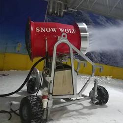 造雪过程无污染设备诺泰克造雪机图片