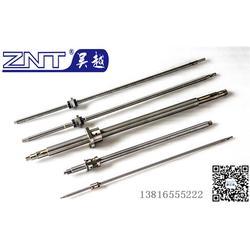微型丝杆|新亿特吴越机械供应商|SFU滚珠丝杆图片