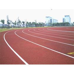天津世纪腾达有限公司(图)、天津塑胶跑道、塑胶跑道图片