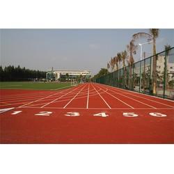 世纪腾达体育设施安装(图),塑胶跑道厂家,塑胶跑道图片