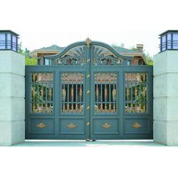 【欧园居】(图),株洲别墅庭院门可以订制吗,别墅庭院门图片