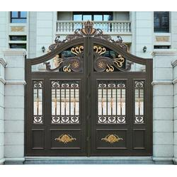 庭院门-【欧园居门业】(在线咨询)-南昌庭院门