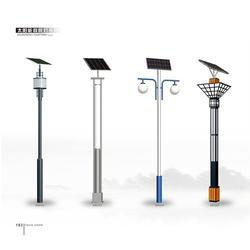 太阳能庭院灯价钱-庭院灯-新星照明(查看)图片