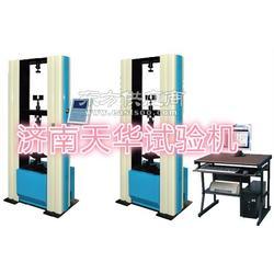 墙体节能保温材料试验机/挤塑板专用拉力试验机厂价爽到底图片