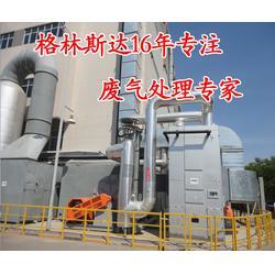 格林喷涂车间废气处理(图),喷漆废气处理工程,喷漆废气处理图片