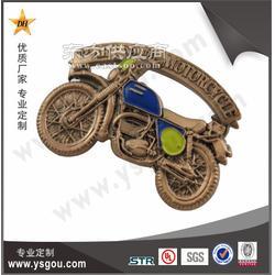 铜烤漆定制徽章,烤漆徽章制作厂家图片