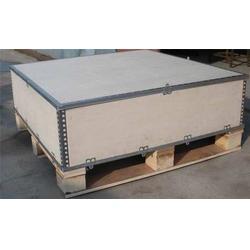 启东钢带箱生产,聚德木业,钢带箱生产图片
