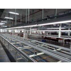 LED生产线设备、锦固自动化设备、樟木头LED生产线图片