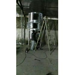 白铁风管,白铁风管加工,兴亮达白铁通风工程(优质商家)图片