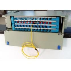 48口单元箱电信级48芯ODF架单模满配FC图片