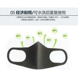 海绵防尘口罩定制、海绵防尘口罩、立江(查看)图片
