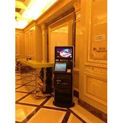 楚杰信息,自助开房机,宾馆自助开房机图片
