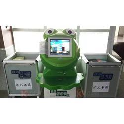 楚杰信息、深圳自助借还书机、自助借还书机RFID图片