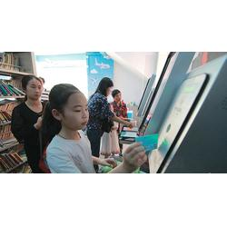 楚杰2018_杭州自助借还书机_图书馆自助借还书机图片