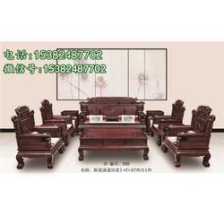 吴越堂红木家具餐桌-德州国色天香系列家具图片