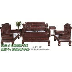 红木家具生产厂-红木家具-吴越堂红木家具红木床(查看)图片