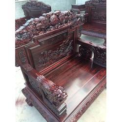 印尼黑酸枝家具升值吗-吴越堂红木家具图片