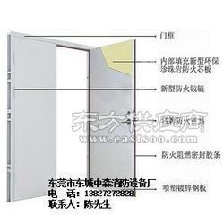 东坑镇钢质防火门厂家138Z7272828优惠的图片