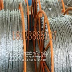 6方31股钢丝绳38mm防捻钢丝绳四方八股钢丝绳哪里产操作规程图片