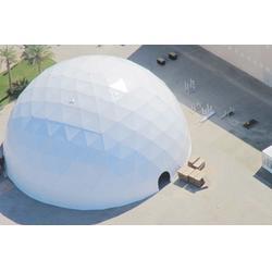 露营球形大棚|瑞立25米球形帐篷|台州球形大棚图片