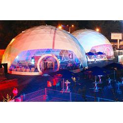 半透明帐篷_屯昌县半透明帐篷_30米球形帐篷(查看)图片