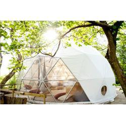 滑雪场全透明帐篷、全透明帐篷、瑞立帐篷质量保证图片