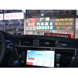赵县卡罗拉导航、丰田卡罗拉导航(团购优惠)、卡罗拉导航升级图片