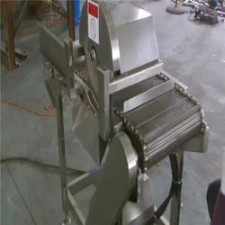 山东三智机械、芦笋自动切根机厂家、辽源芦笋自动切根机图片