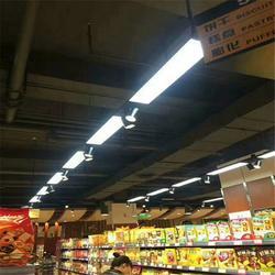 佛山海灏照明(图)、带射灯线槽灯厂家、射灯线槽灯价格