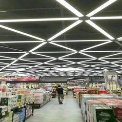 线槽LED线条灯-赤峰LED线条灯-海灏照明图片