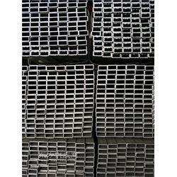 小口径黑退方管厂家图片