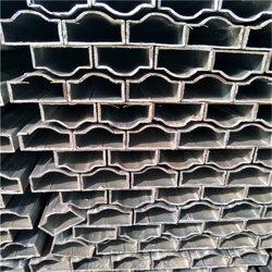40*60镀锌面包管厂-护栏钢管生产厂家图片