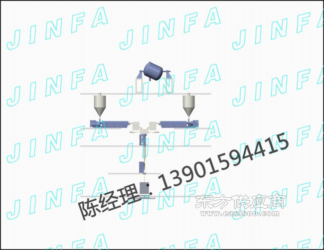 化纤成套设备厂家_金发化纤(在线咨询)_化纤成套设备图片