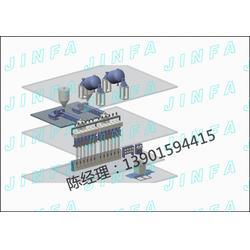 化纤成套设备公司-潍坊化纤成套设备-化纤设备厂家金发化纤图片