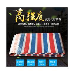 塑料彩条布多少钱-太原彩条布-太原飞宇薄膜(查看)图片