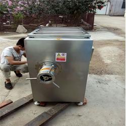 肥肉绞肉机制造商家_台湾肥肉绞肉机_诸城佳坤工贸图片