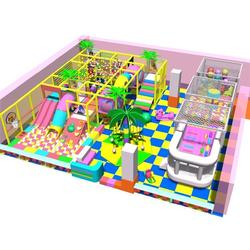 儿童乐园淘气堡厂家-梅州淘气堡-浩欣游乐设备图片