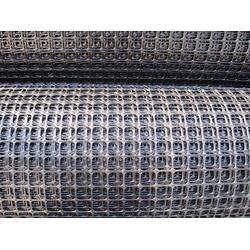 双拉塑料土工格栅-泰安正泽工程材料-双拉塑料土工格栅图片
