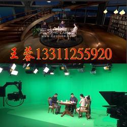 承接虚拟演播室搭建 虚拟演播室技术培训 虚拟演播室非编售后图片