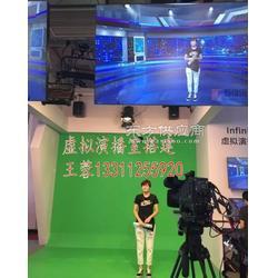 真三维、两维半虚拟场景虚拟系统 虚拟演播室系统演播室搭建图片