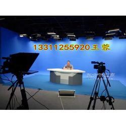 校园高清演播室录播室建设 4K录课系统图片