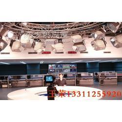 虚拟演播室灯光布光系统 虚拟演播搭建建设技术图片